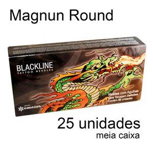 agulha-tatuagem-magnun-round